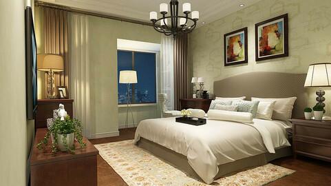 Deluxe master bedroom design  71
