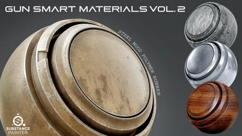 Gun Smart Materials vol. 02