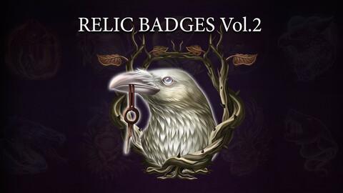 Relic Badges Vol.2