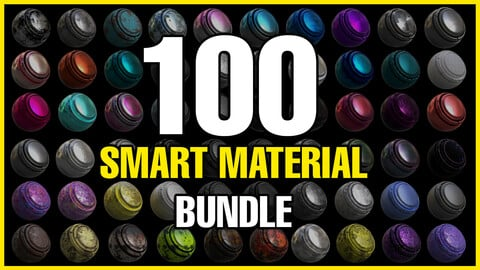 100 Professional High Quality Metal Smart Materials