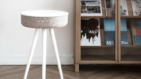 Mellow Bluetooth Speaker Table