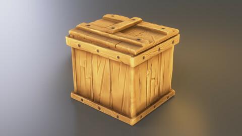 The Box Stylized