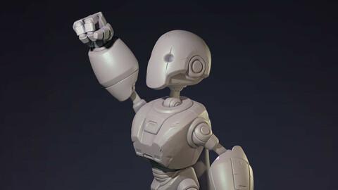 Robobot T7: Super Punch!