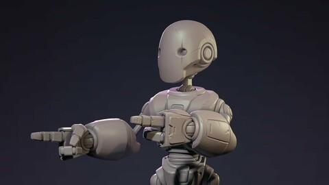 Robobot T7: Hey U!