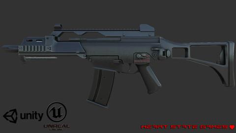 G36C Assault Rifle