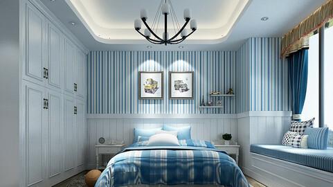 Deluxe master bedroom design  167