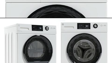GE washing machine and dryer