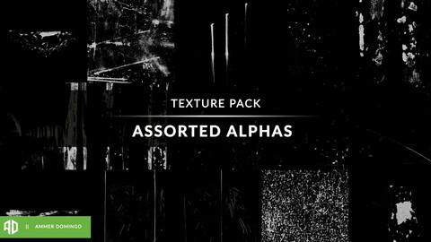 27 Assorted Alphas