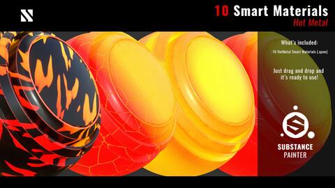10 Hot Metal - Smart Materials