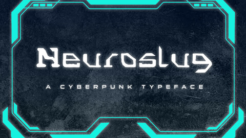Neuroslug Font