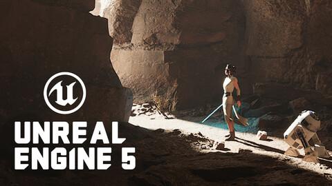 Unreal Engine 5 - Environment Design