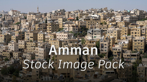 Amman - Stock Image Pack