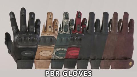 Glove Pack - 4k PBR