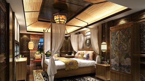 bedroom hotel suites designed a complete 19