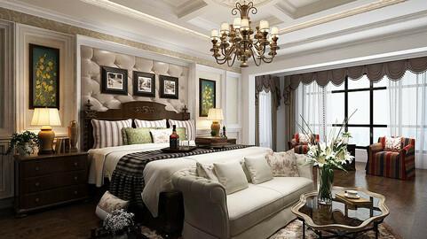 Stylish bedroom complete 33