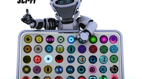 59 Eyeball png - Sci-Fi
