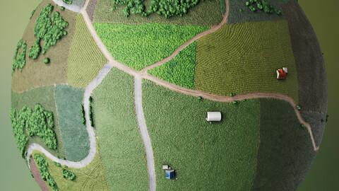 Procedural Farmlands