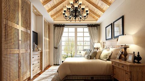 Stylish bedroom complete 95