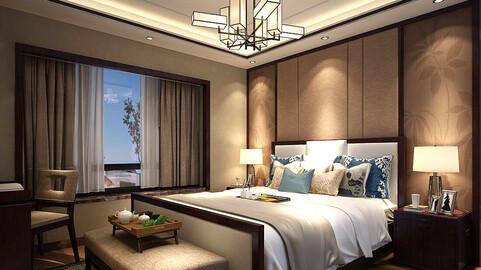 Stylish bedroom complete 99