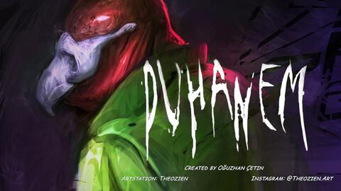 Duhanem Short Comic Part 1