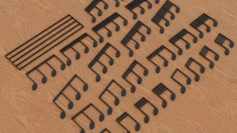 Musical Notes 2