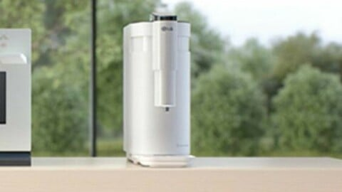 LG Objet Collection Water Purifier WD503ACB