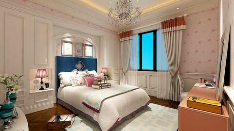 Stylish bedroom complete 218