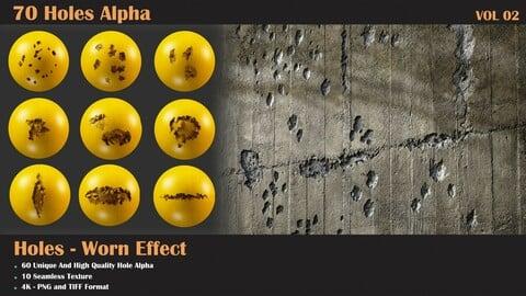 70 Holes Alpha - VOL 02