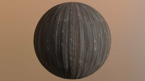Wood Wall Material