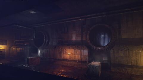 UE4 Underground
