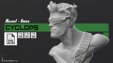 Cyclops - Marvel X Men
