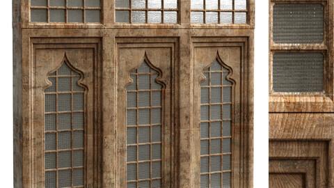 old turkish door set 134