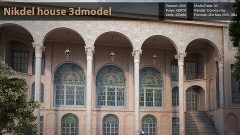 old turkishnikdel house set 149
