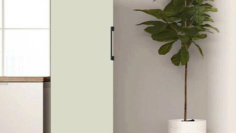 Bespoke Kimchi Refrigerator RQ32T7602AP Metal