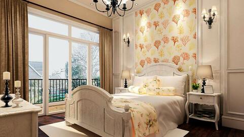 Luxury stylish interior master Bedroom - 82
