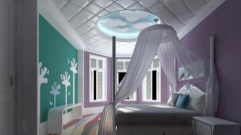 Luxury stylish interior master Bedroom - 86