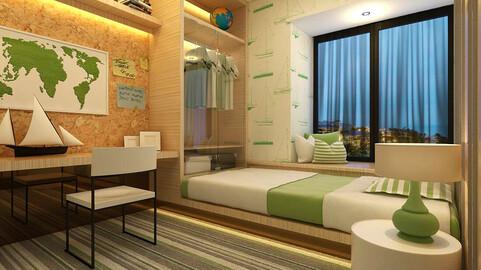 Luxury stylish interior master Bedroom - 92