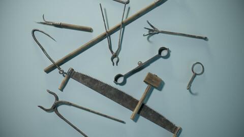 Medieval Torture Tools