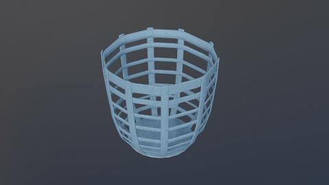 Simple PBR Basket