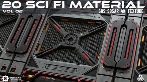 20 sci fi material - vol 02
