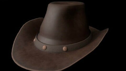 Cowboy Hat Pattern