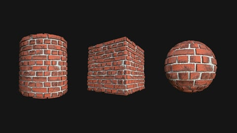 Stylized Wall 10 PBR Texture