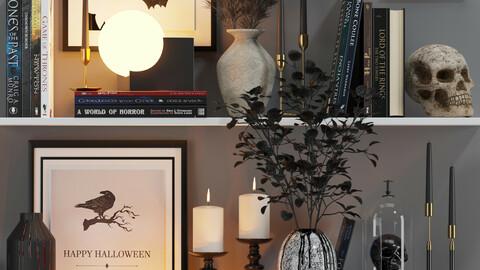 decorative set 06(halloween set)