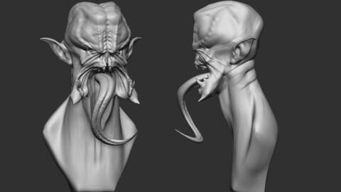Demon 2000 sketch