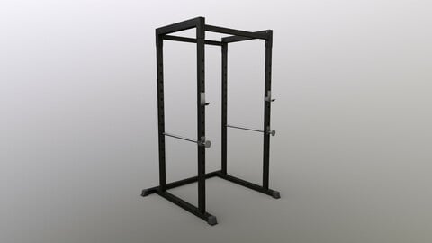 PBR Gym Power Cage Multifunction - Type A