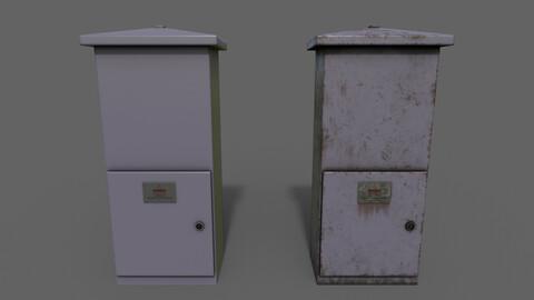 PBR Electric Box (Purple) Ver.4