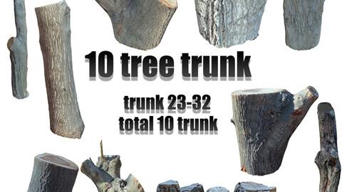 tree trunk pack total 10 tree trunks vol 2