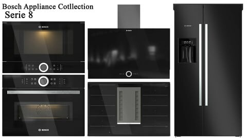 Bosch Appliance Collection Serie 8