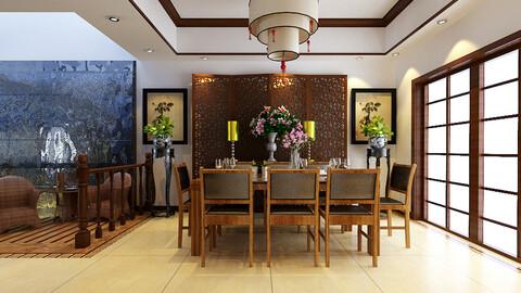 Family - kitchen - restaurant 421
