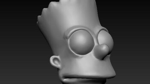 Simpson Planter 3D printable